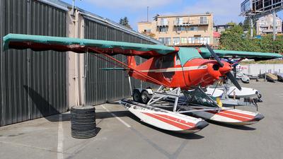 A picture of N7LX - Piper PA12 Super Cruiser - [122687] - © Jeroen Stroes