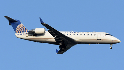 N414ZW - Bombardier CRJ-200ER - United Express (Air Wisconsin)