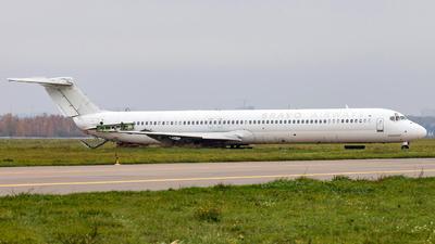 UR-CPR - McDonnell Douglas MD-83 - Bravo Airways