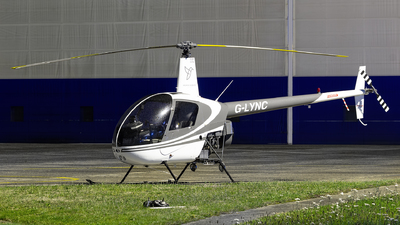 G-LYNC - Robinson R22 Beta II - Hummingbird Aviation Services