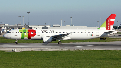A picture of CSTJH - Airbus A321211 - TAP Air Portugal - © luiscspvieira