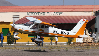 EC-EK8 - Tecnam P92 Echo Super - Private