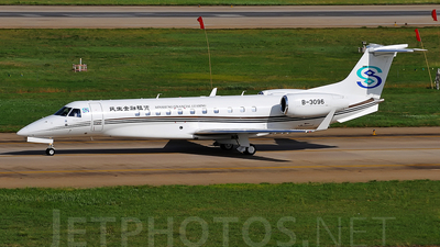 B-3096 - Embraer ERJ-135BJ Legacy 650 - Private