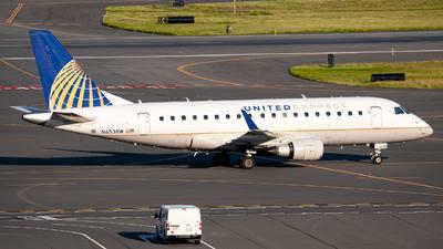 A picture of N653RW - Embraer E170SE - United Airlines - © OCFLT_OMGcat