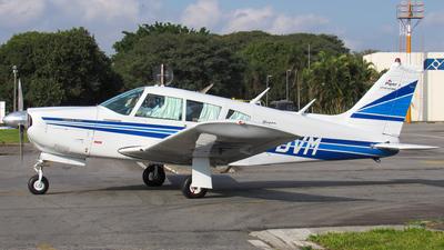 PT-DVM - Piper PA-28R-200 Cherokee Arrow - Private