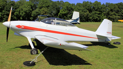 N929RV - Vans RV-4 - Private