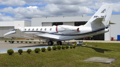 PP-JMT - Cessna 680 Citation Sovereign Plus - Private