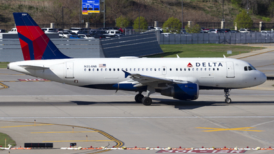 A picture of N354NB - Airbus A319114 - Delta Air Lines - © Jeremy D. Dando