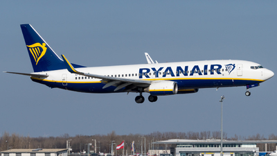 A picture of EIDYO - Boeing 7378AS - Ryanair - © Michael Musil