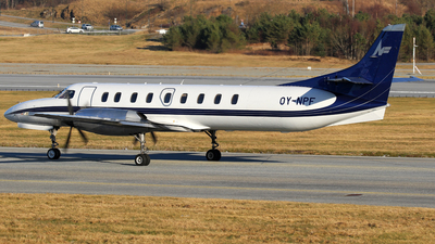 OY-NPF - Fairchild SA227-DC Metro 23 - North Flying
