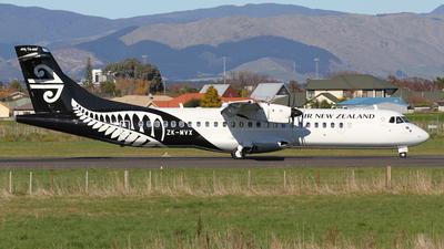 ZK-MVX - ATR 72-212A(600) - Air New Zealand Link (Mount Cook Airline)
