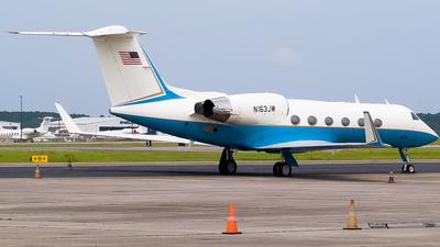A picture of N163JW - Gulfstream IV - [1071] - © Ksavspotter