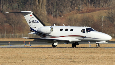 D-ISRM - Cessna 510 Citation Mustang - Private