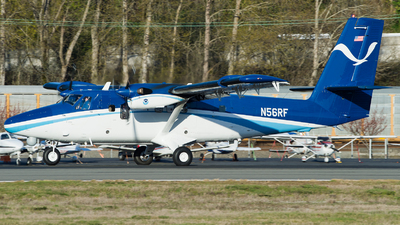 N56RF - De Havilland Canada DHC-6-300 Twin Otter - United States - Department of Commerce