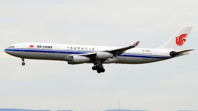 B-2389 - Airbus A340-313X - Air China