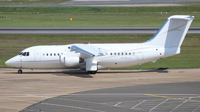 G-RAJJ - British Aerospace BAe 146-200 - Cello Aviation