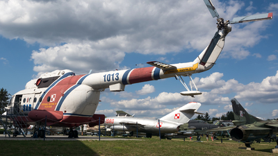 1013 - Mil Mi-14PS Haze A - Poland - Navy