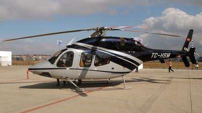 TC-HSM - Bell 429 - Private
