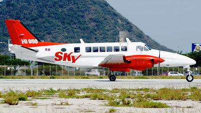 HI950 - Beech 99 Airliner - Sky High Aviation
