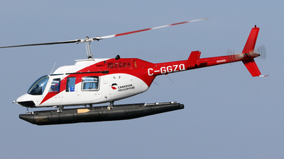 C-GGZQ - Bell 206L LongRanger - Canadian Helicopters