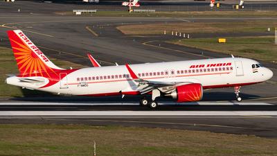 F-WWDG - Airbus A320-251N - Air India