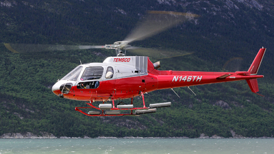 N146TH - Eurocopter AS 350B2 Ecureuil - Temsco Helicopters