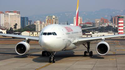 EC-MMG - Airbus A330-202 - Iberia