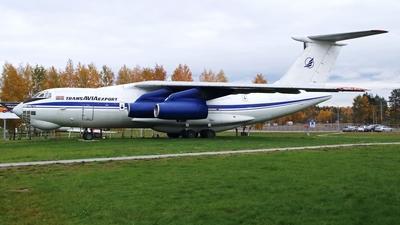 EW-76709 - Ilyushin IL-76T - Trans Avia Export Cargo Airlines