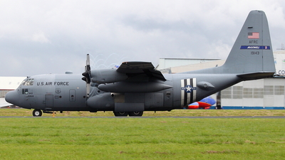 91-9143 - Lockheed C-130H Hercules - United States - US Air Force (USAF)