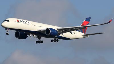 N512DN - Airbus A350-941 - Delta Air Lines