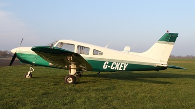 A picture of GCKEY - Piper PA28161 - [287916061] - © Ian Johnson