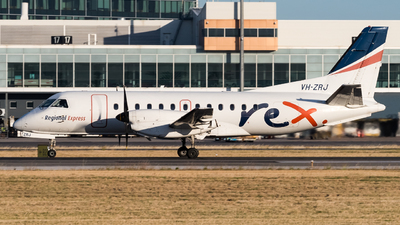 A picture of VHZRJ - Saab 340B - Regional Express - © Andrew Lesty