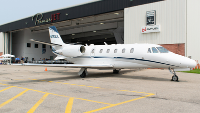 N753JL - Cessna 560XL Citation Excel - Private