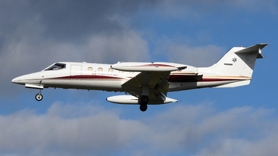 N351AM - Gates Learjet 35A - Angel MedFlight