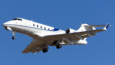 N357KG - Bombardier BD-100-1A10 Challenger 300 - Private