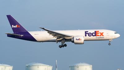 N844FD - Boeing 777-FHT - FedEx