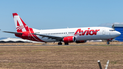 A picture of YV3158 - Boeing 737401 - Avior Airlines - © Osvaldo24CR