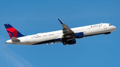 A picture of N337DN - Airbus A321211 - Delta Air Lines - © Jet92