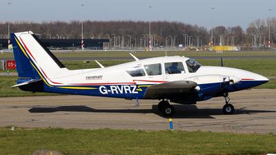 A picture of GRVRZ - Piper PA23250 Aztec - Ravenair - © BaszB