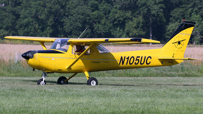 N105UC - Cessna 152 - Private