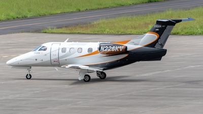 N226KV - Embraer 500 Phenom 100 - Private