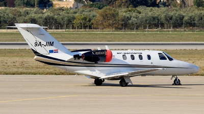 9A-JIM - Cessna 525 Citationjet CJ1 - Air Pannonia