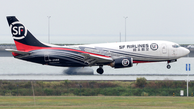 B-2988 - Boeing 737-36R - SF Airlines