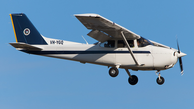 VH-YGQ - Cessna 172R Skyhawk II - Singapore Flying College