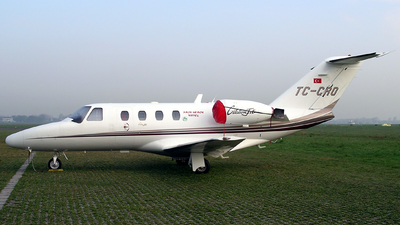 TC-CRO - Cessna 525 CitationJet - Menekse Aviation