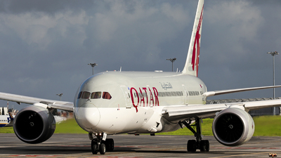 A picture of A7BDB - Boeing 7878 Dreamliner - Qatar Airways - © Goncalo Guimaraes