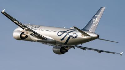 A picture of FGKXS - Airbus A320214 - Air France - © Łukasz Jagodziński