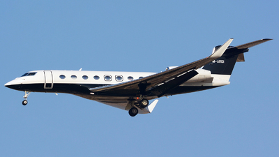 M-ARDI - Gulfstream G650ER - Private