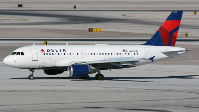 A picture of N336NB - Airbus A319114 - Delta Air Lines - © Angel Natal