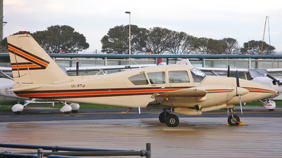 VH-FTJ - Piper PA-23-250 Aztec F - Private
